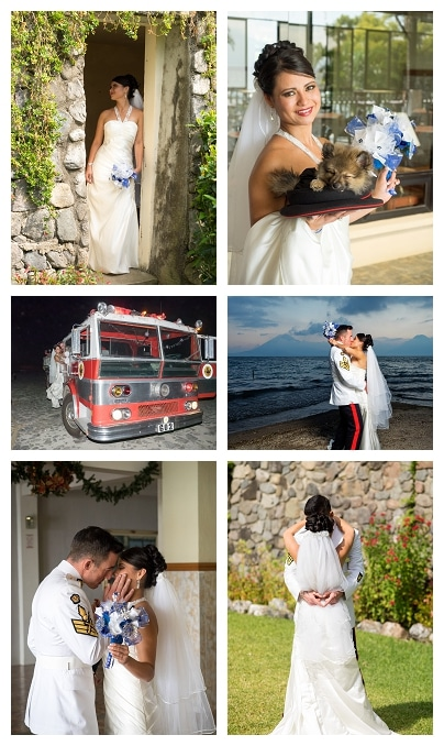 Wedding photographer Guatemala