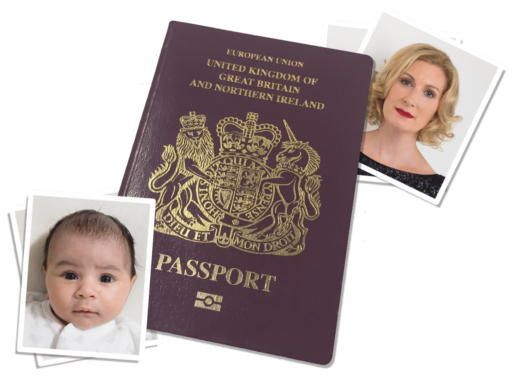 Passport Photography Infinity Studios